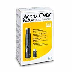 Accu-Chek FastClix Autopiqueur 1 Pièce