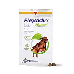 Flexadin Advanced + Boswellia Hond 60 Kauwtabletten