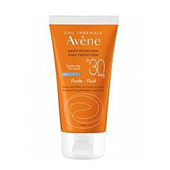 Avène Protection Solaire Fluide IP30+ Tube 50ml