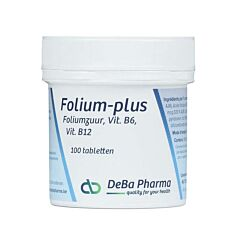 Deba Pharma Folium-Plus 100 Tabletten