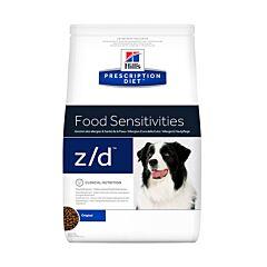 Hills Prescription Diet Food Sensitivities Z/D Ultra Hondenvoer 3kg