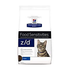 Hills Prescription Diet Food Sensitivities Z/D Kattenvoer 2kg