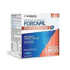 Forcapil Versterkende Keratine+ 180 Capsules