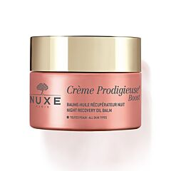 Nuxe Crème Prodigieuse Boost Herstellende Balsemolie Nacht 50ml