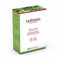Nutrisan Glucoril 60 Gélules Végétariennes
