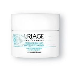 Uriage Eau Thermale Hydraterend Nachtmasker Pot 50ml