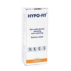 Hypo-Fit Direct Energy Glucose Liquide - Orange - 12 Sachets x 18g