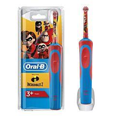 Oral-B Incredibles 2 Brosse à Dents Electrique Enfants 3+ ans 1 Pièce