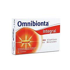 Omnibionta Integral NF 30 Tabletten