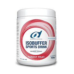 6d Sports Nutrition Isobuffer Sports Drink Forest Fruits 700g