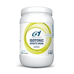 6D Sports Nutrition Isotonic Sports Drink Lemon Lime 1,4kg