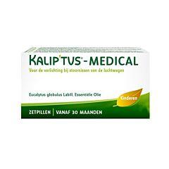 Kaliptus Medical Enfants +30m 10 Suppositoires