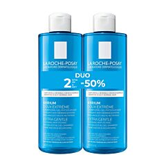 La Roche-Posay Kerium Shampooing Doux Extrême Flacon PROMO 2x400ml