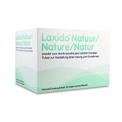 Laxido Nature 50 Sachets