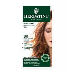 Herbatint Soin Colorant Permanent 8R Blond Clair Cuivré Flacon 150ml