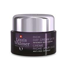 Louis Widmer Rijke Dagcrème UV30 Met Parfum 50ml