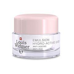 Louis Widmer Hydro-Actieve Emulsie UV30 Parfum 50ml