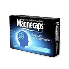 Magnecaps Geheugen & Concentratie 28 Capsules