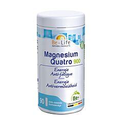Be-Life Magnesium Quatro 900 Energie & Anti-Fatigue 90 Gélules