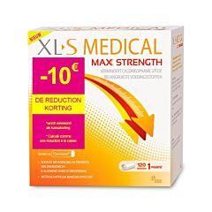 XLS Medical Max Strength 120 Comprimés PROMO -10€