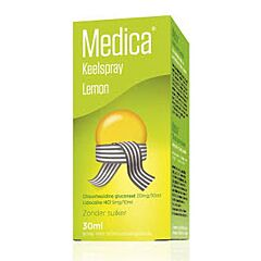 Medica Spray pour La Gorge Arôme Lemon 30ml