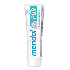 Meridol Pur Dentifrice Tube 75ml