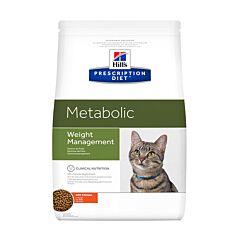 Hills Prescription Diet Metabolic Kattenvoer 4kg