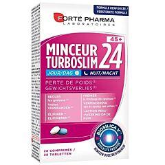 Forté Pharma Minceur TurboSlim 24 Jour/Nuit 45+ 28 Comprimés