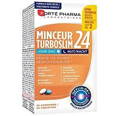 Forté Pharma Minceur TurboSlim 24 Jour/Nuit 2x28 Comprimés