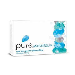 Pure Magnesium Fonction Musculaire 30 Gélules