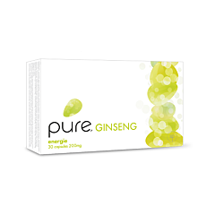 Pure Ginseng Energie 30 Gélules