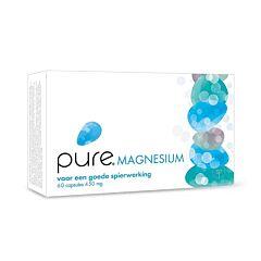 Pure Magnesium Fonction Musculaire 60 Gélules