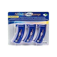 NiQuitin Minilozenge 1,5mg 60 Comprimés à Sucer