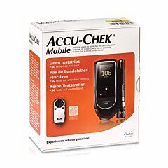 Accu-Chek Mobile Startkit 50 Tests + Mètre + Autopiqueur
