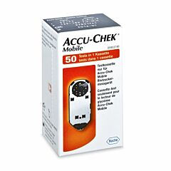 Accu-Chek Mobile Cassette-Test 50 Tests