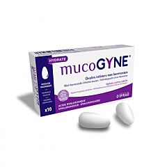 Mucogyne 10 Vaginale Ovules