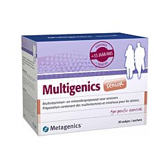 Multigenics Senior 30 Poederzakjes
