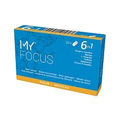 My Focus 30 Comprimés