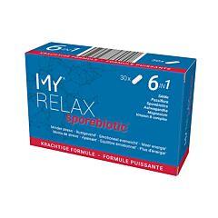 My Relax Sporebiotic 30 Gélules