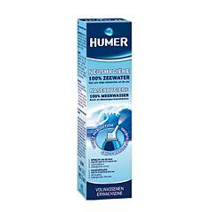 Humer Hygiène du Nez Adultes Spray Nasal Isotonique 150ml