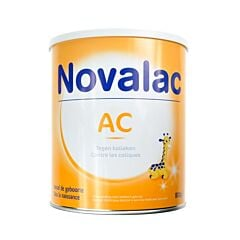 Novalac AC 0-6M Poeder 800g
