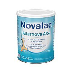 Novalac Allernova AR+ Régurgitations & APLV 0-36m Poudre 400g