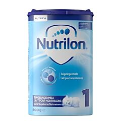 Nutrilon 1 Lait en Poudre pour Nourrissons 0-6 Mois 800g