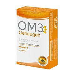 OM3 Geheugen 15 Visoliecapsules + 15 Plantencapsules