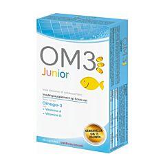 OM3 Junior 60 Capsules