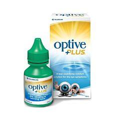 Optive Plus Druppels 10ml