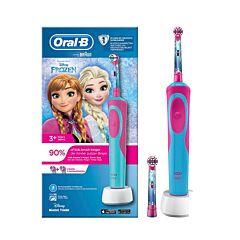 Oral-B Kids Elektrische Tandenborstel Frozen + 2 Refills
