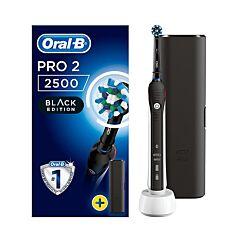 Oral-B Cross Action Pro 2 2500 Brosse à Dents Electrique 1 Pièce