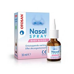 Otosan Spray Nasal Décongestionnant Bébés & Enfants 30ml