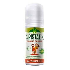 Pistal Famille Kids Anti-Insectes Natural Roller 50ml